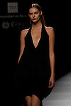 01.09.2012. Models walk the runway in the AA de Amaya Arzuaga fashion show during the Mercedes-Benz Fashion Week Madrid Spring/Summer 2013 at Ifema. (Alterphotos/Marta Gonzalez)