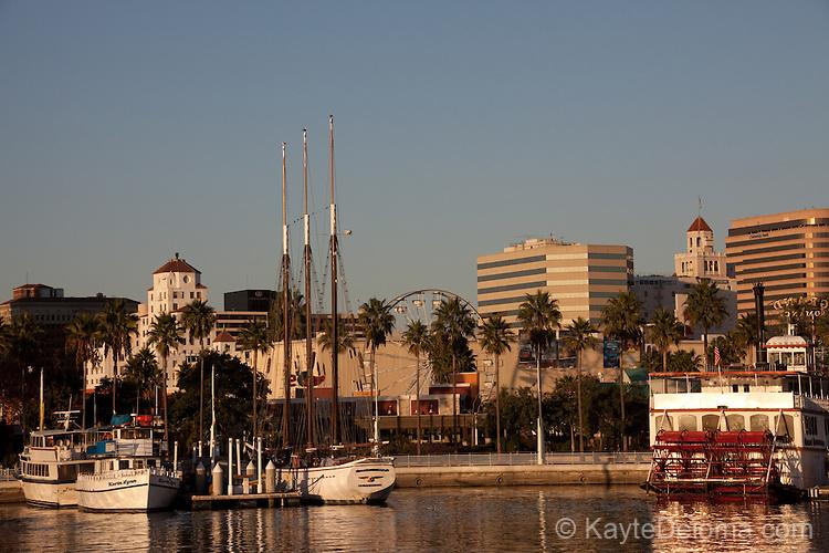 Rainbow Harbor, Long Beach, CA
