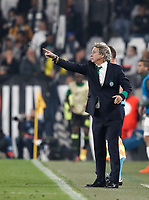 Football Soccer: UEFA Champions League Juventus vs Sporting Clube de Portugal, Allianz Stadium. Turin, Italy, October 18, 2017. <br /> Sporting CP coach Jorge Jesus speaks to his players during the Uefa Champions League football soccer match between Juventus and Sporting Clube de Portugal at Allianz Stadium in Turin, October 18, 2017.<br /> UPDATE IMAGES PRESS/Isabella Bonotto