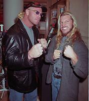 Mr Ass Chris Jericho   1999                                  By John Barrett/PHOTOlink