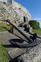 Wrackmuseum Fort Grey, Insel Guernsey, Kanalinseln