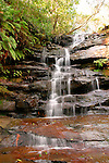 Somersby Falls, Brisbane Water National Park, NSW