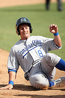 Johnny Giavotella - Surprise Rafters - 2010 Arizona Fall League.Photo by:  Bill Mitchell/Four Seam Images..