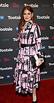 """Debra Messing attends the Broadway Opening Night of """"Tootsie"""" at The Marquis Theatre on April 22, 2019  in New York City."""
