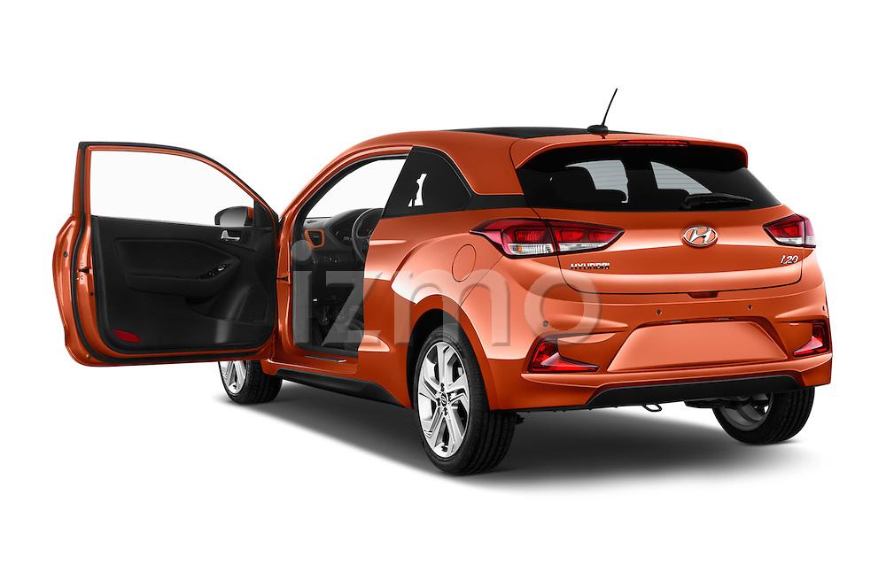 Car images of 2015 Hyundai I20 Sport 3 Door Hatchback Doors