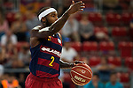 FC Barcelona Lassa player Tyrese Rice during the final of Supercopa of Liga Endesa Madrid. September 24, Spain. 2016. (ALTERPHOTOS/BorjaB.Hojas)