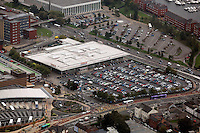 Pictured: Tesco Marina store. 16 September 2011<br />
