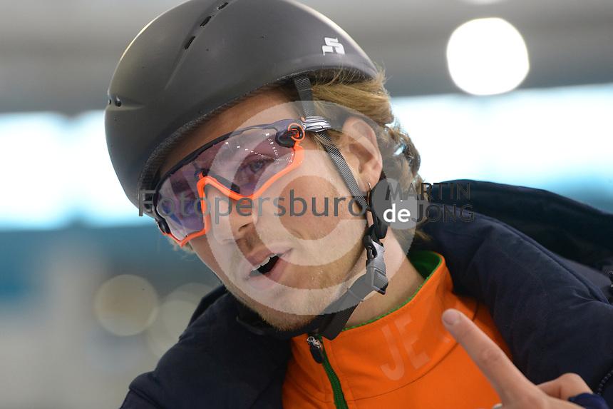SCHAATSEN: HEERENVEEN, 10-10-2019, IJsstadion Thialf, Portretfoto, ©foto Martin de Jong