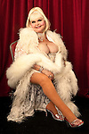 Burlesque Legend Candy Carmelo at Burlesque Hall of Fame Exotic World - Titans of Tease Burlesque Reunion Showcase