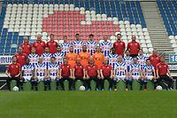 VOETBAL: HEERENVEEN:18-07-2019, Abe Lenstra Stadion, Teamfoto SC Heerenveen , ©foto Martin de Jong