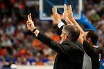 "Liga Endesa 12-13.Valencia Basket vs Cai Zaragoza.Pabellon Fuente de San Luis ""La Fonteta"".14 Octubre 2012"
