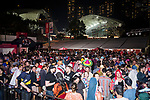 HSBC Sevens Village during the HSBC Hong Kong Rugby Sevens 2018 on 08 April 2018, in Hong Kong, Hong Kong. Photo by Yu Chun Christopher Wong / Power Sport Images