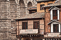 Meson de Candido Restaurant and Inn, Segovia, Spain