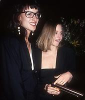 Jennifer Beals Jodi Foster 1990<br /> Photo By John Barrett/PHOTOlink.net