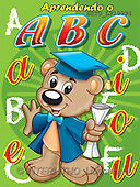 Alfredo, CUTE ANIMALS, books, paintings, BRTOLP19994,#AC# Kinderbücher, niños, libros, illustrations, pinturas