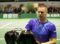 Februari 11, 2015, Netherlands, Rotterdam, Ahoy, ABN AMRO World Tennis Tournament, Maikel Scheffers (NED)<br /> Photo: Tennisimages/Henk Koster