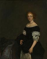 Aletta Pancras - by Gerard ter Borch, 1670
