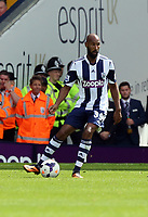 Sunday 01 September 2013<br /> Pictured: Nicolas Anelka.<br /> Re: Barclay's Premier League, West Bromwich Albion v Swansea City FC at The Hawthorns, Birmingham, UK.