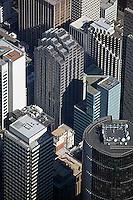 aerial photograph Embarcadero West, 275 Battery Street skyscraper San Francisco