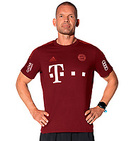 29th August 2021; Munich, Germany; FC Bayern Munich official team portraits for season 2021-22:  Fitness trainer Dr. Holger Broich