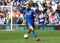 28th August 2021; Cardiff City Stadium, Cardiff, Wales;  EFL Championship football, Cardiff versus Bristol City; Joe Ralls of Cardiff City