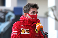 12th November 2020; Istanbul Park, Istanbul, Turkey;  FIA Formula One World Championship 2020, Grand Prix of Turkey, 16 Charles Leclerc MCO, Scuderia Ferrari Mission Winnow