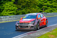 Race of Germany Nürburgring Nordschleife 2016 Free training 2 WTCC 2016 #68 TC1 Citroën Total. WTCC Citroën C -Elysée WTCC Yvan Muller (FRA) © 2016 Musson/PSP. All Rights Reserved.