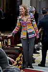 Elena de Borbon attends to National Sports Awards at Royal Palace of el Pardo in Madrid, Spain. January 10, 2019. (ALTERPHOTOS/A. Perez Meca) (ALTERPHOTOS/A. Perez Meca)