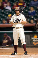 Arizona State's Tim Smith (30) gets ready to pinch-hit versus Texas A&M at the 2007 Houston College Classic at Minute Maid Park in Houston, TX, Friday, February 9, 2007.  Arizona State defeated Texas A&M 5-4.