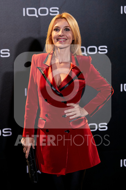 Cayetana Guillen Cuervo attends to IQOS3 presentation at Palacio de Cibeles in Madrid, Spain. February 13, 2019. (ALTERPHOTOS/A. Perez Meca)
