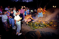 Luau at Kona Village resort, Big Island of Hawaii