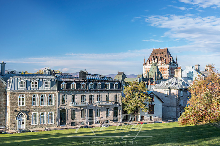 Canada, Quebec, Quebec City, Old Town
