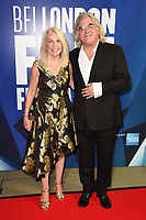 Amanda Nevill and Paul Greengrass<br /> arriving for the 2017 London Film Festival Awards at Banqueting House, London<br /> <br /> <br /> ©Ash Knotek  D3336  14/10/2017