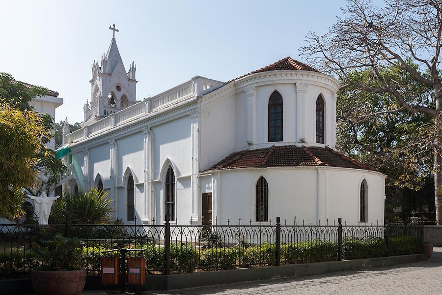 Spanish Catholic Church, Gulangyu, Xiamen (Amoy).