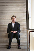 Finnish pianist-composer Pyry Paunio