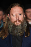 """David MacKenzie<br /> arriving for the London Film Festival screening of """"Outlaw King"""" at the Cineworld Leicester Square, London<br /> <br /> ©Ash Knotek  D3446  17/10/2018"""
