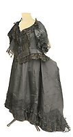 Mourning dress worn by Queen Victoria has been sold for £3,600