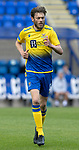 St Johnstone FC…..<br />Murray Davidson<br />Picture by Graeme Hart.<br />Copyright Perthshire Picture Agency<br />Tel: 01738 623350  Mobile: 07990 594431