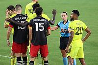 Nashville SC v D.C. United, September 23, 2020