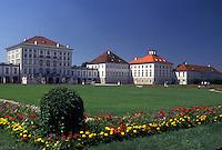 Nymphenburg Palace, Munich, Germany, Bavaria, Munchen, Europe, Schloss Nymphenburg