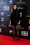 Carola Escamez attends to 'Como la Vida Misma' film premiere during the 'Madrid Premiere Week' at Callao City Lights cinema in Madrid, Spain. November 12, 2018. (ALTERPHOTOS/A. Perez Meca)