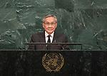 72 General Debate – 22 September <br /> <br /> <br /> <br />  Foreign Minister Don Pramudwinai of tiling