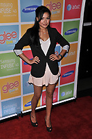 13 July 2020 - Naya Rivera, the actress best known for playing cheerleader Santana Lopez on Glee, has been confirmed dead. Rivera, 33, is believed to have drowned while swimming in the lake with her 4-year-old son, who was found asleep on their rental pontoon boat after it was overdue for return. 15 June 2011 - New York City, NY - Naya Rivera. The Samsung AT&T Spring Fling. Photo Credit: Christopher Smith/AdMedia