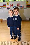 36 Nagle Rice NS Milltown<br /> Twins Emma & Adam Keary joining Junior Infants