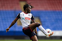 Bolton Wanderers' Peter Kioso controls the ball<br /> <br /> Photographer Andrew Kearns/CameraSport<br /> <br /> The EFL Sky Bet League Two - Bolton Wanderers v Oldham Athletic - Saturday 17th October 2020 - University of Bolton Stadium - Bolton<br /> <br /> World Copyright © 2020 CameraSport. All rights reserved. 43 Linden Ave. Countesthorpe. Leicester. England. LE8 5PG - Tel: +44 (0) 116 277 4147 - admin@camerasport.com - www.camerasport.com