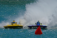 """Frame 19: Andrew Tate, H-300 """"Pennzoil"""", Donny Allen, H-14 """"Legacy 1""""       (H350 Hydro)"""