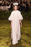 Christian Dior Fashion Show - Haute Couture Spring Summer 2017 in Paris, France, 23/01/2017. # FASHION WEEK DE PARIS - DEFILE 'CHRISTIAN DIOR'