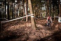 Pim Ronhaar (NED/Pauwels Sauzen-Bingoal)<br /> <br /> UEC Cyclocross European Championships 2020 - 's-Hertogenbosch (NED)<br /> <br /> U23 MEN<br /> <br /> ©kramon