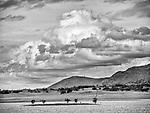 Salt Spring Reservoir and Valley, Calaveras County, Calif.