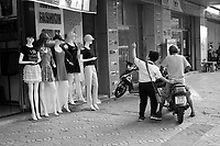 Photo de rue - Street life ,  2019<br /> Nha Trang, Vietnam by<br /> Roussel Fine Art Photo